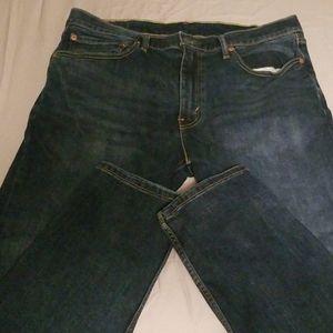Mens Levi's 502 Jean's